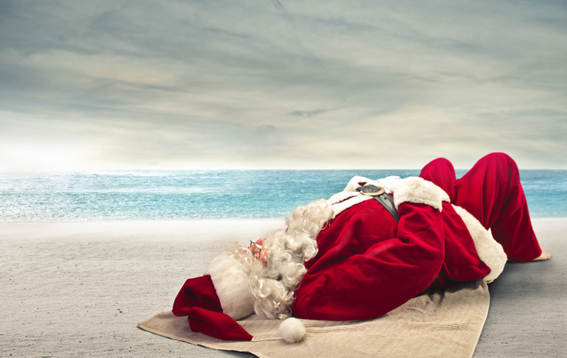 Relax this Christmas