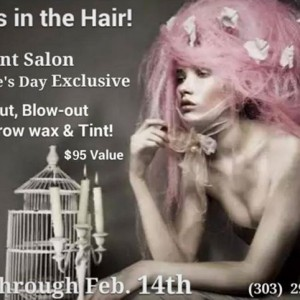 Love is the Hair Valentine's Day Exclusive special